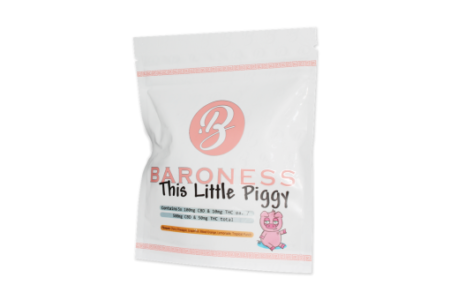 Baroness – This Little Piggy 10:1 CBD:THC Gummies