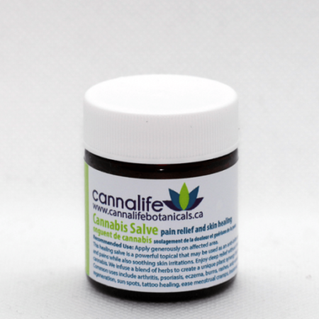 Cannalife Botanicals Cannabis Salve (15ml)